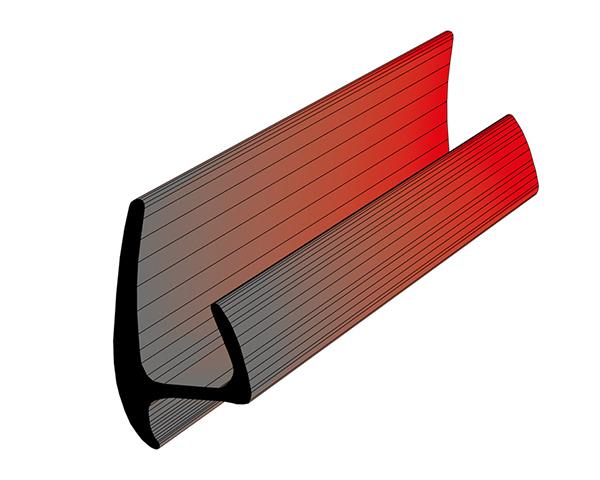 Профиль уплотнительный ширина 18 мм