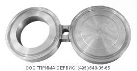 Заглушка поворотная 2-400-4,0-09Г2С   АТК 26-18-5-93