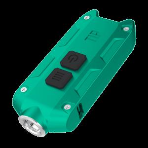 Фонарь наключный Nitecore TIP Зеленый