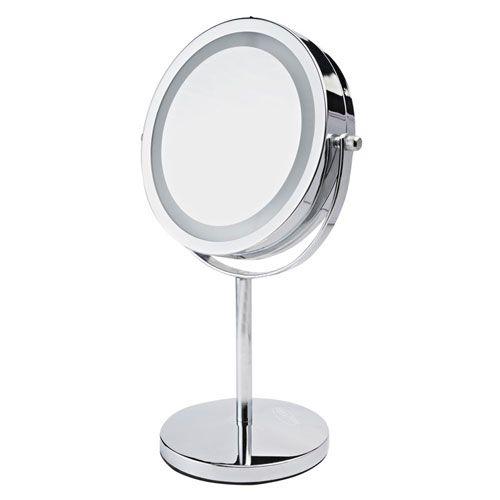 Косметическое зеркало с подсветкой Gezatone LM194