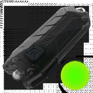 Наключный фонарь Nitecore TUBE GL с зеленым светом