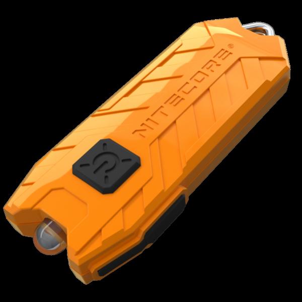 Фонарь наключный Nitecore TUBE Оранжевый