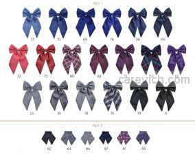 Галстуки-бабочки для девочки .  Оптом от 5 шт. Арт.: 1 (галстук для девочки)