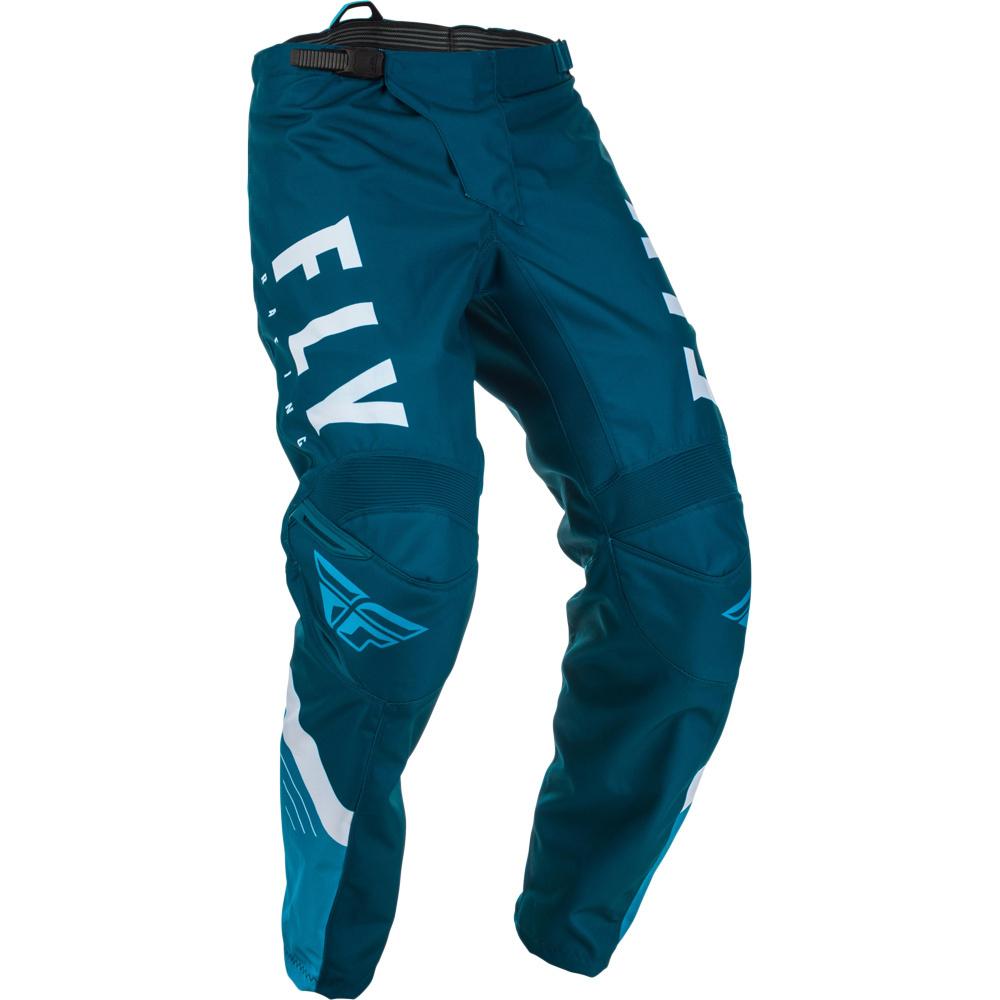 Fly - 2020 F-16 Navy/Blue/White штаны, сине-белые