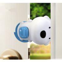 Детский ограничитель для двери Beideli Cute Dog Door File, цвет голубой (1)