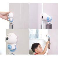 Детский ограничитель для двери Beideli Cute Dog Door File, цвет голубой (3)