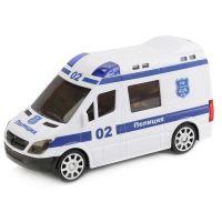 Игрушечная машина Спецназ. Полиция 02 (2)