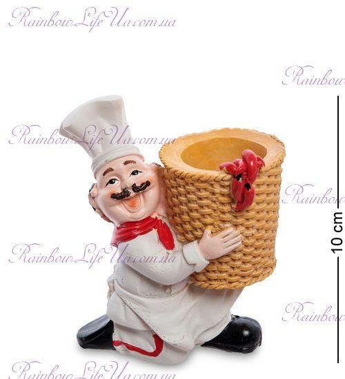 "Статуэтка повар с вазочкой ""HF"""