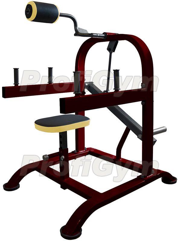 ТД-070 Тренажер для мышц шеи серия Rubin