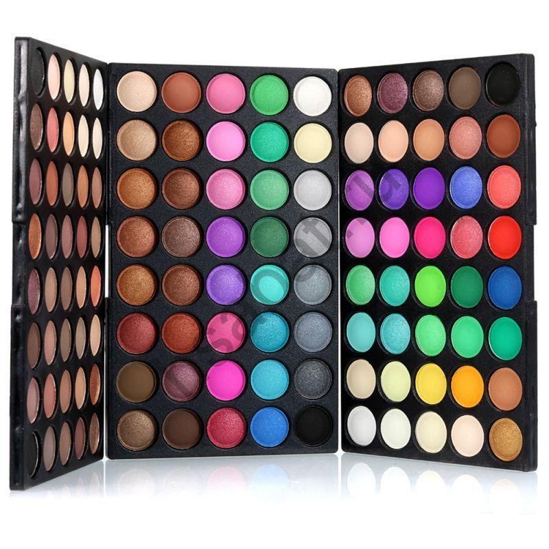 Палитра теней для глаз 120 цветов