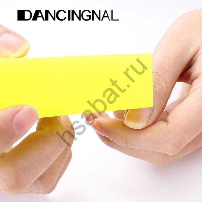 Полировщик для ногтей 5 шт  5pcs
