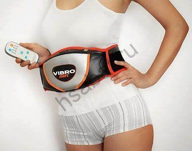 Пояс для похудения массажный Vibro Shape