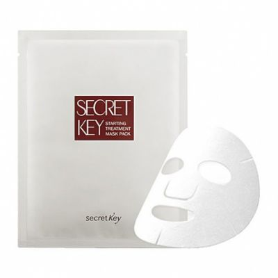 СК Starting Маска листовая Starting Treatment Essential Mask Pack 30гр