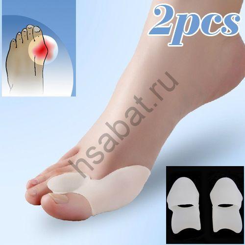 Расслабляющий протектор для пальцев ног против косточек TE01400