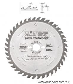 CMT 285.072.14M Диск пильный 350x30x3,5/2,5 15гр 10гр ATB Z72