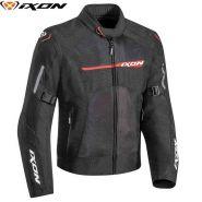 Мотокуртка Ixon Raptor, Черный/красный