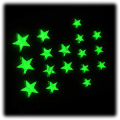 Светящиеся звёздочки-наклейки