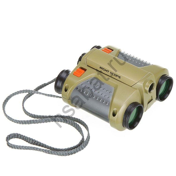 Детский бинокль 4 х 30 мм H1056