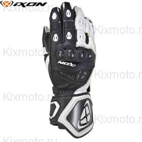 Перчатки Ixon Rs Genius Replica, Черный/белый