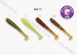 Crazy Fish Nano minnow 2.2 (MIX 71)