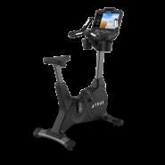 Вертикальный велотренажер True C900 + консоль Emerge
