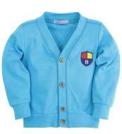 Кардиган для мальчиков 3-6 лет Bonito голубой