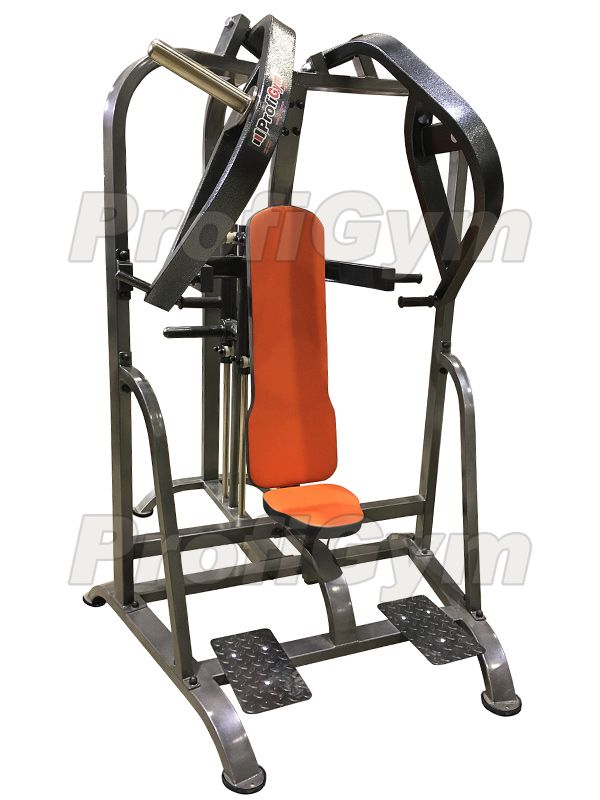 ТД-0920-DE Вертикальный жим + жим от груди серия Classic