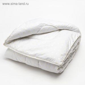 Одеяло, размер 110х140 см, лебяжий пух/тик (чемодан)   4315608