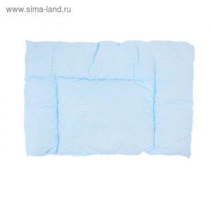 """Подушка для мальчика """"Эдельвейс"""", размер 40х60 см, цвет микс 18009   2083797"""
