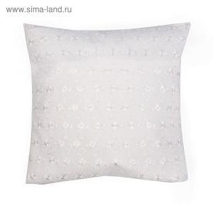 Наволочка, размер 40*40 см, цвет белый К12/1 1770083