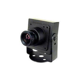 AC-HMQ20BS Amatek Миниатюрная мультиформатная MHD (AHD/CVI/CVBS/TVI) видеокамера, 2Мп