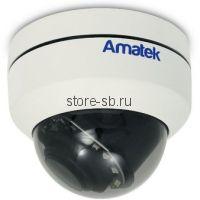 AC-IDV504PTZ4 Amatek Уличная высокоскоростная поворотная IP видеокамера (2.8-12 мм (?4) с АРД), ИК , 5Мп, PoE