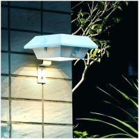 Сенсорный уличный светильник Gutter Sensor Light (5)