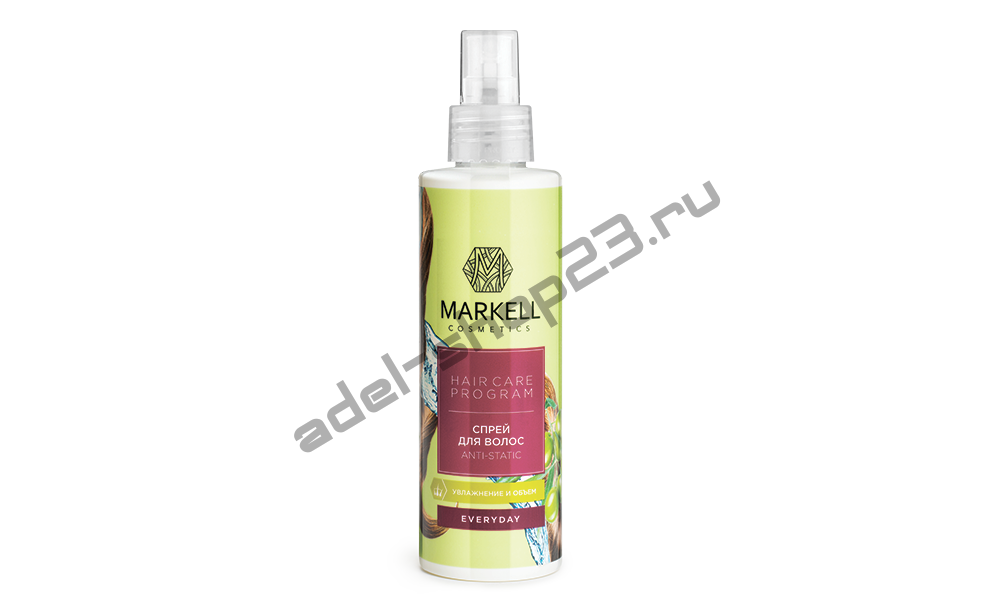 MARKELL- HAIR CARE PROGRAM СПРЕЙ ДЛЯ ВОЛОС ANTI-STATIC