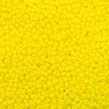 Бисер чешский 83110 светло-желтый непрозрачный Preciosa 1 сорт