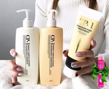 "Beauty Box для волос с протеинами шелка ""Дары Азии"" +филлер в подарок"