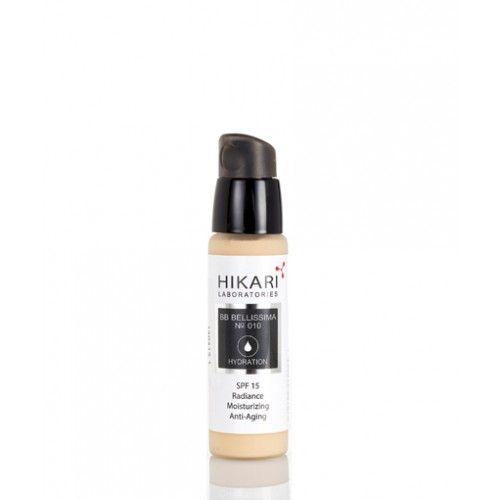 BB BELLISSIMA Cream (010) Выравнивающий крем с тональным эффектом и терапевтическим действием SPF15 Hikari (Хикари) 30 мл