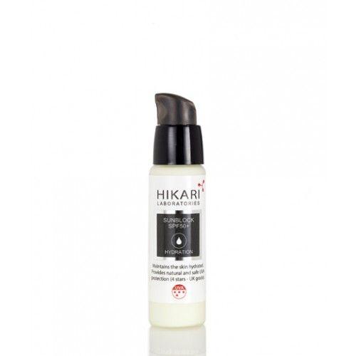Солнцезащитный крем с усиленной защитой SPF50+ Cream Hikari (Хикари) 100 мл