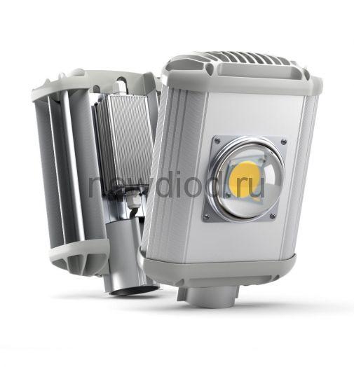 Светильник магистральный светодиодный LuxON UniLED ECO-MS-LUX 50W, 6200лм, 5000К, 220VAC, IP65