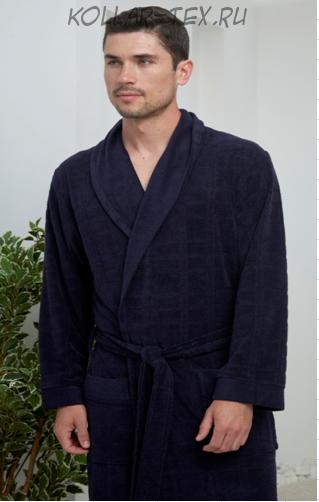 Облегченный бамбуковый мужской халат Alan , Five Wien