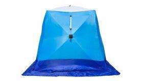Палатка Стэк Куб-3 Long трехслойная дышащая