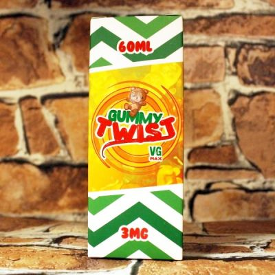 Electro Jam Gummy Twist 60мл
