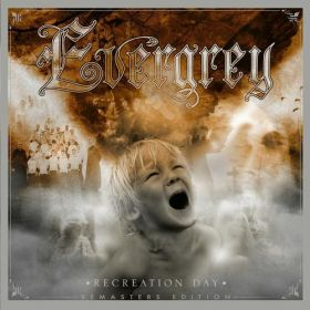"""EVERGREY """"Recreation Day (Remasters Edition)"""" 2018"""
