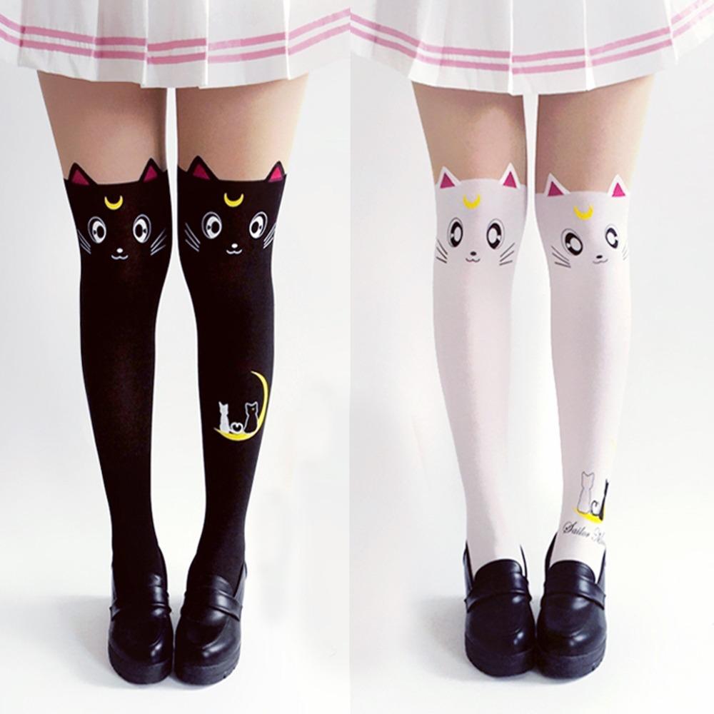 Аниме Чулки Сейлор Мун Sailor Moon