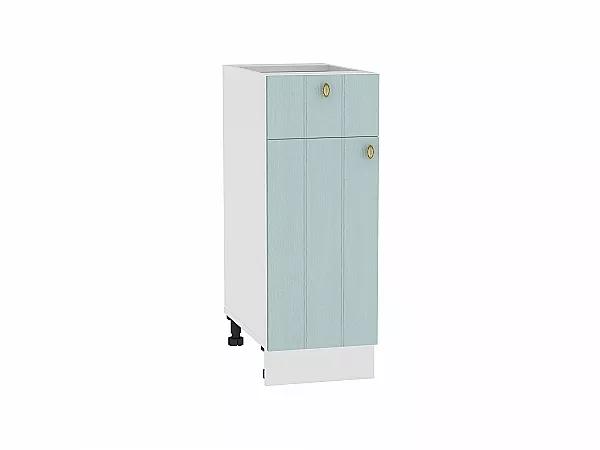 Шкаф нижний Прованс Н301 (голубой)