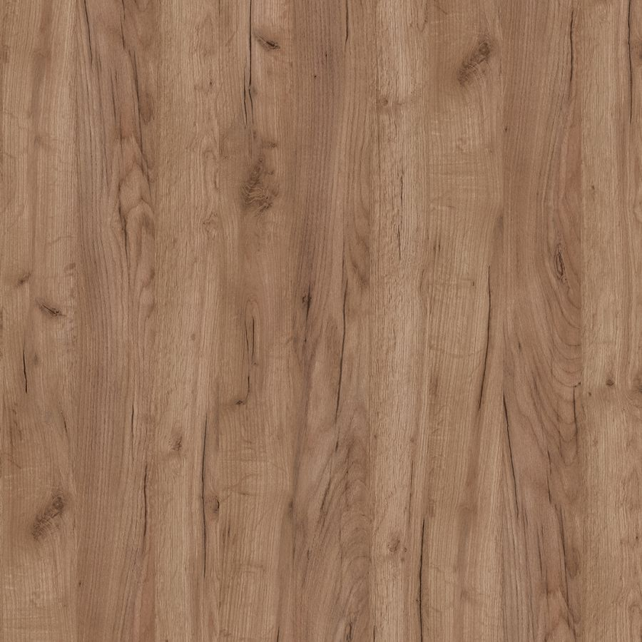 ЛХДФ K004 PW;PE Дуб Крафт Табачный PE 2800*2070*3,2 мм
