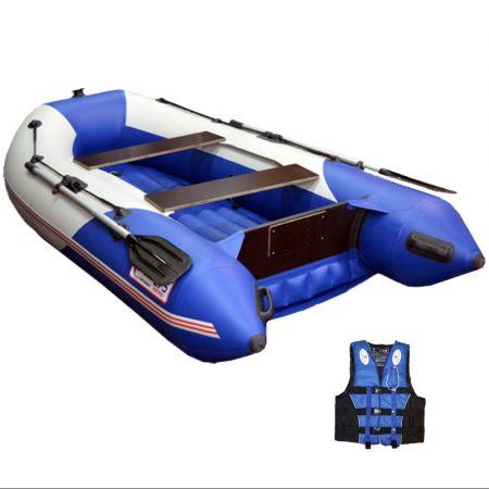 Надувная лодка HUNTERBOAT Стелс 275 АЭРО