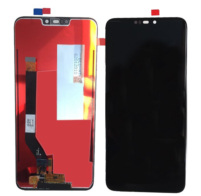 LCD (Дисплей) Asus ZB633KL ZenFone Max (M2) (в сборе с тачскрином) (black) Оригинал