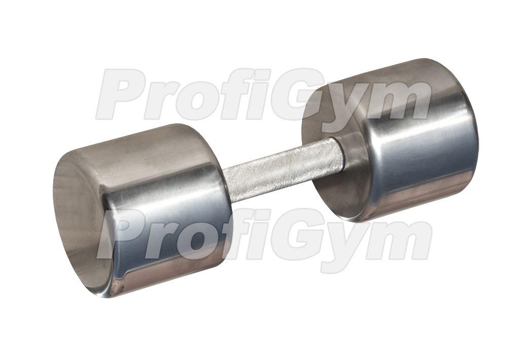 ГНХ-20,5 Гантель хромированная «PROFIGYM» 20,5 кг