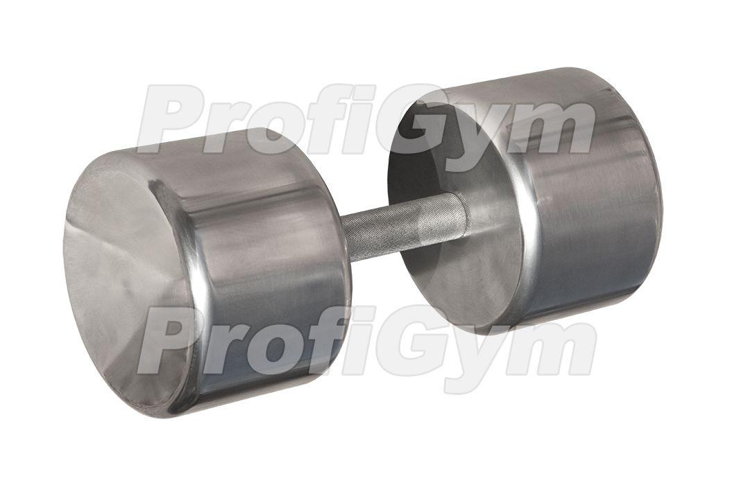 ГНХ-43,5 Гантель хромированная «PROFIGYM» 43,5 кг